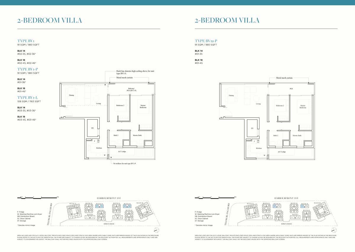 the-reef-at-kings-dock-2-bedroom-villa-type-bv1